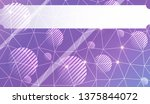 decorative pattern with...   Shutterstock .eps vector #1375844072