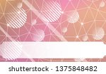 abstract mosaic backdrop with...   Shutterstock .eps vector #1375848482