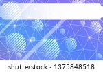 abstract mosaic backdrop with...   Shutterstock .eps vector #1375848518
