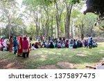 stlhet  bangladesh  23 mar 2019 ... | Shutterstock . vector #1375897475