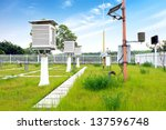 The Weather Station In The...