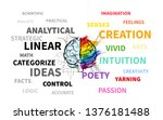 technical and creative... | Shutterstock . vector #1376181488