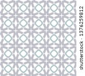 seamless vector pattern in... | Shutterstock .eps vector #1376259812
