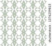 seamless vector pattern in... | Shutterstock .eps vector #1376259815