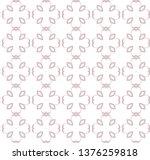 seamless vector pattern in... | Shutterstock .eps vector #1376259818