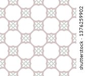seamless vector pattern in... | Shutterstock .eps vector #1376259902
