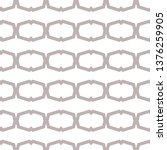 seamless vector pattern in... | Shutterstock .eps vector #1376259905