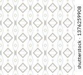 seamless vector pattern in... | Shutterstock .eps vector #1376259908