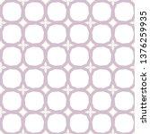 seamless vector pattern in... | Shutterstock .eps vector #1376259935