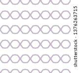 seamless vector pattern.... | Shutterstock .eps vector #1376263715