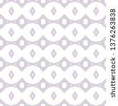seamless vector pattern.... | Shutterstock .eps vector #1376263838