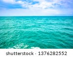 Sea Ocean Blue Sky Cloud - Fine Art prints