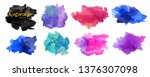 vector watercolor background....   Shutterstock .eps vector #1376307098
