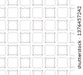 seamless vector pattern in... | Shutterstock .eps vector #1376457242