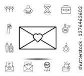 women's day  envelope  heart...