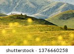 Wonderful Green Landscape Of...