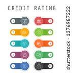 credit rating trendy ui...
