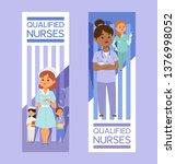 doctor vector doctoral woman...   Shutterstock .eps vector #1376998052