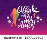 brazilian traditional... | Shutterstock .eps vector #1377133802