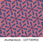 seamless pattern   fireworks on ...   Shutterstock .eps vector #137730902