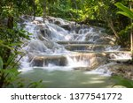 Dunn River Falls In Jamaica...