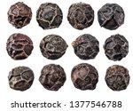 Set Of Black Peppercorns...