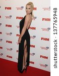 Small photo of Helen Flanagan arriving for the FHM 100 Sexiest Women in the World 2013 party at the Sanderson Hotel, London. 01/05/2013