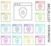 guard  protection multi color...