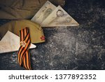 may 9 victory day holiday... | Shutterstock . vector #1377892352