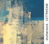 abstract texture. 2d... | Shutterstock . vector #1377905348