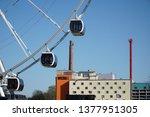 munich   april 19  2019  newly...   Shutterstock . vector #1377951305