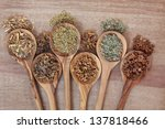 ������, ������: Herb selection for alternative