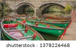 Rowing Boats For Hire At...