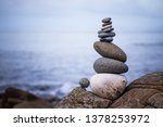 close up picture of a stone... | Shutterstock . vector #1378253972