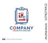 company name logo design for...   Shutterstock .eps vector #1378274912