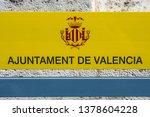 valencia  spain   april 11th... | Shutterstock . vector #1378604228