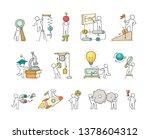 Sketch Set Of Physics Concepts...
