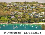 Panoramic Aerial View Of Manly...