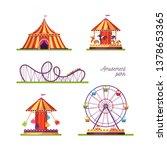Amusement Park Attractions...
