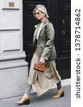 milan  italy   february 23 ... | Shutterstock . vector #1378714862
