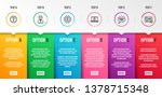 vacancy  medical help and info...   Shutterstock .eps vector #1378715348