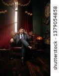 a full length portrait of a... | Shutterstock . vector #1379054858