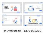 business planning web banner... | Shutterstock .eps vector #1379101292