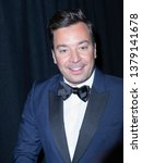 Small photo of New York, NY - April 23, 2019: Jimmy Fallon attends the TIME 100 Gala 2019 at Jazz at Lincoln Center
