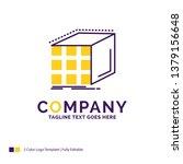 company name logo design for... | Shutterstock .eps vector #1379156648