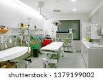 hospital pediatrics urgencies... | Shutterstock . vector #1379199002