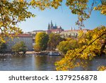 prague  czech republic  ... | Shutterstock . vector #1379256878