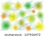abstract vector layout design... | Shutterstock .eps vector #137926472