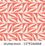 seamless pattern with geometric ... | Shutterstock .eps vector #1379266868