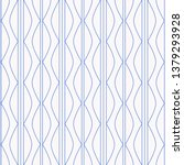 seamless pattern with geometric ... | Shutterstock .eps vector #1379293928